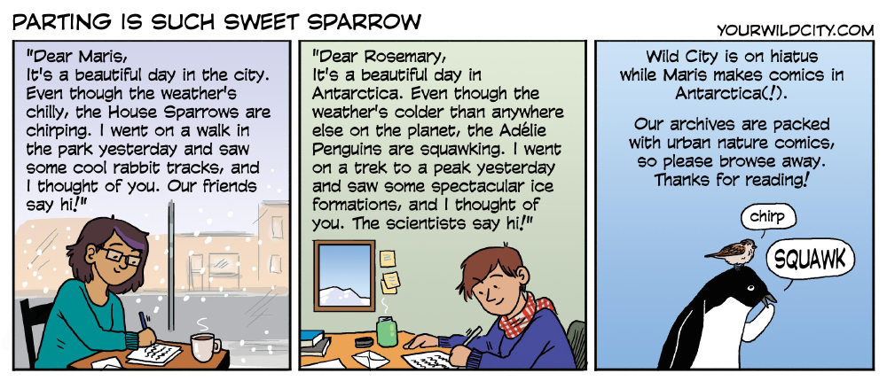 Parting is Such Sweet Sparrow